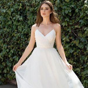 New w Tags: Jenny Yoo Presley wedding dress